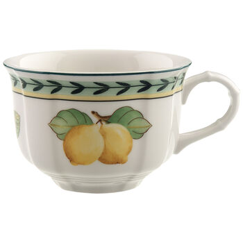 French Garden Fleurence Teacup 6 3/4 oz