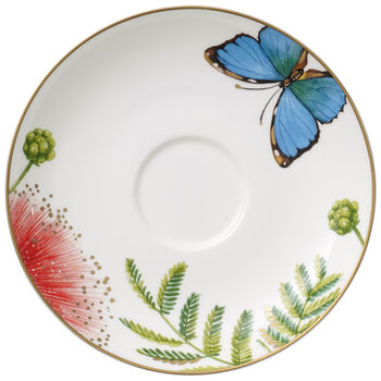Amazonia Anmut Tea Cup Saucer 6 in