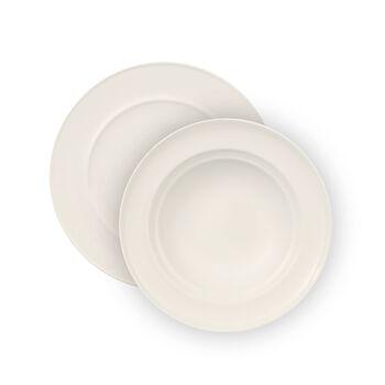 NEO White 12 Piece Dinner Set