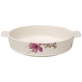 Mariefleur Gris Baking Dishes Round Baking Dish 9.5 in