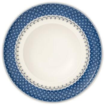 Casale Blu Rim Soup 9.75 in