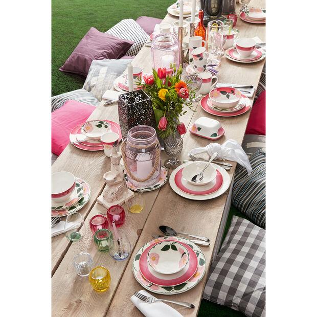 Rose Sauvage héritage Salad Plate 8.25 in, , large
