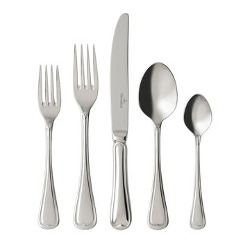 French Garden 5-Piece Flatware Place Setting