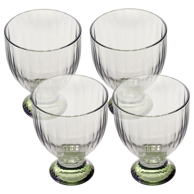 Artesano Original Vert White Wine : Set of 4 9.75 oz, , large