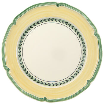 French Garden Vienne Dinner Plate 10 1/4 in