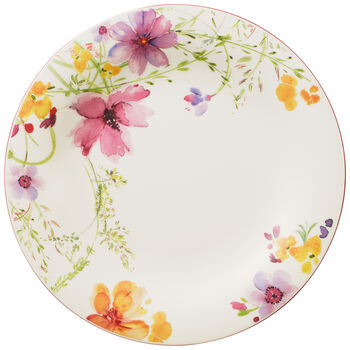 Mariefleur Dinner Plate 10 1/2 in
