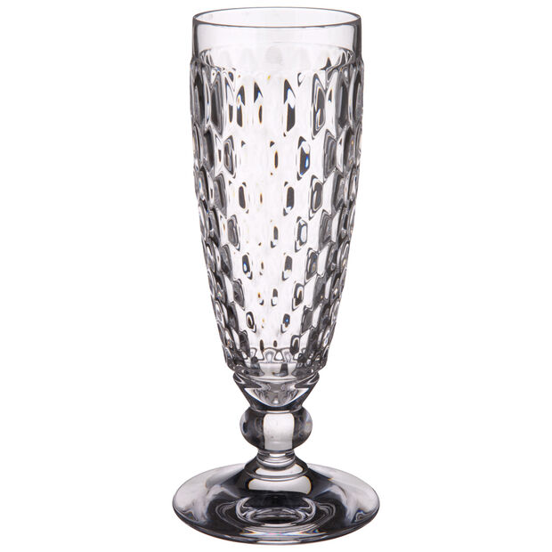 Boston Champagne Flute 6 1/2 in, , large