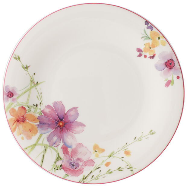 Mariefleur Salad Plate - new 8 1/4 in, , large