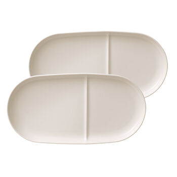 Soup Passion Soup/Sandwich Tray : Set of 2