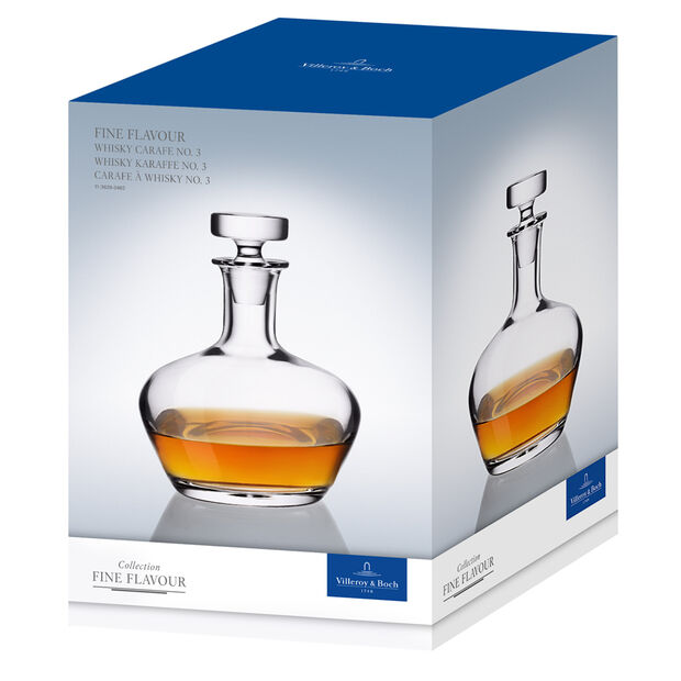Scotch Whisky Strong/Smoky Carafe 33 1/4 oz, , large