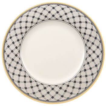 Audun Promenade Dinner Plate 10 1/2 in