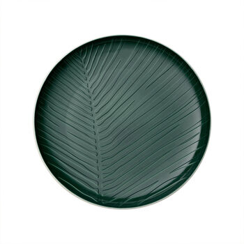 it's my match green Plate Leaf