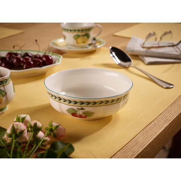 French Garden Fleurence Bowl 5 3/4 in, , large
