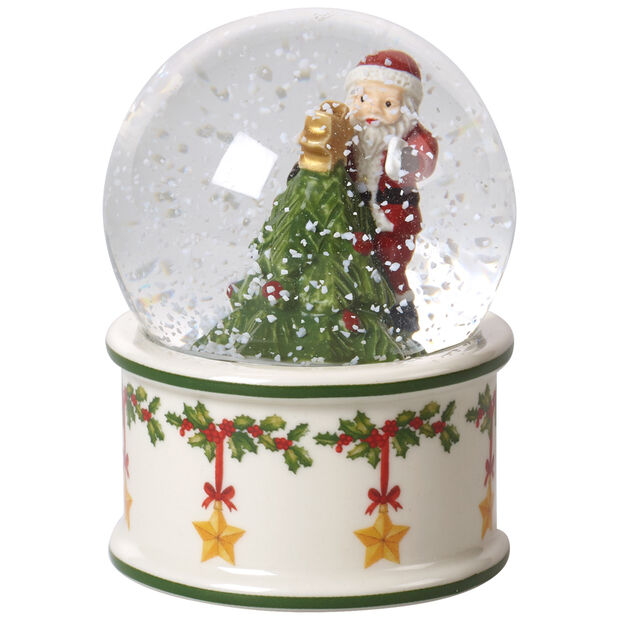Christmas Toys Small Snow Globe 3.5 in, , large