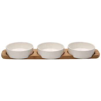 Pizza Passion Topping Bowl : Set of 4 pcs