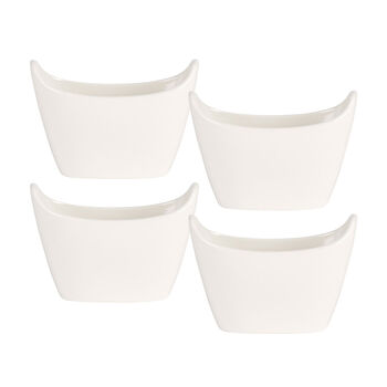 BBQ Passion French Fry Cup : Set of 4