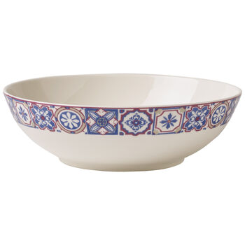 Indigo Caro Large Bowl