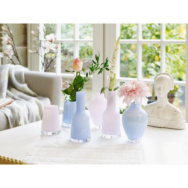 Nek Mini Vase : Artic Breeze 7.75 in, , large