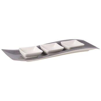 NewWave Stone Antipasti Set 16.5x6 in