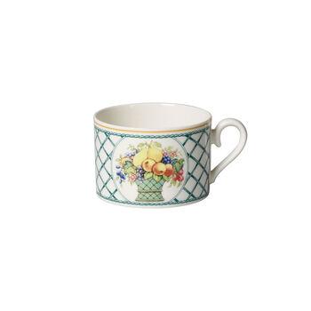 Basket Garden Tea Cup