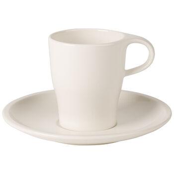Coffee Passion Doppio Espresso Cup & Saucer Set