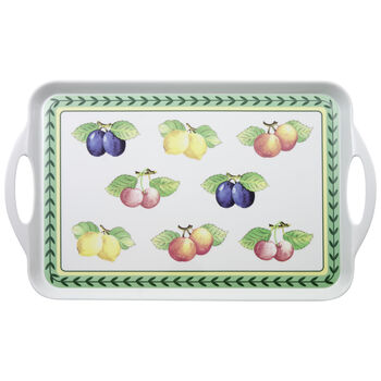 French Garden Kitchen Tray 15 x 11 3/4 in
