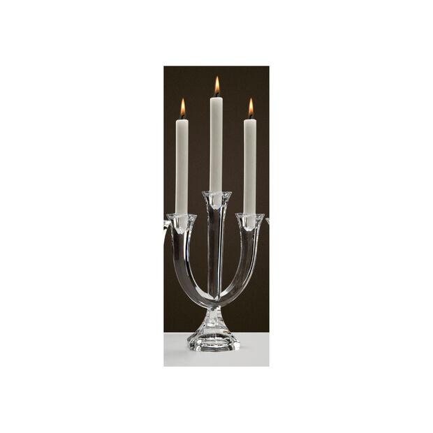 Candelabra 3-Light Candle Holder, , large