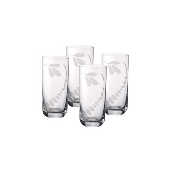 Old Luxembourg Brindille Hiball/Tumbler : Set of 4