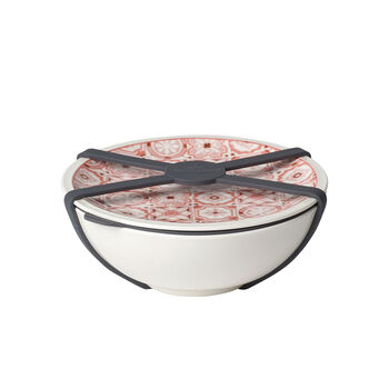To Go Rose Dish M