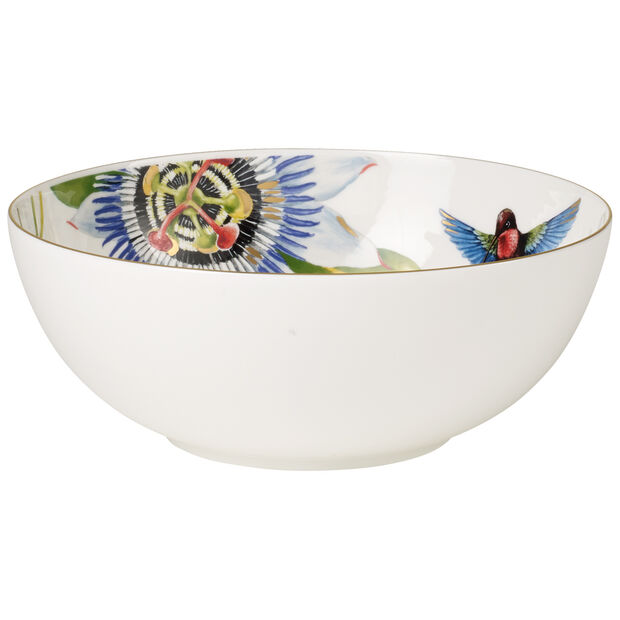 Amazonia Anmut Round Vegetable Bowl 9 in, , large