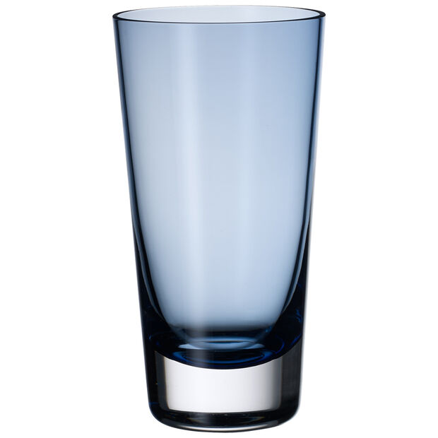 Colour Concept Highball Glass, Midnight Blue 6 1/4 in, , large
