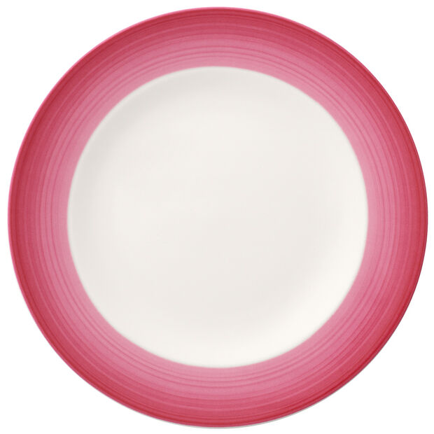 Colorful Life Berry Fantasy Salad Plate 8.5 in, , large