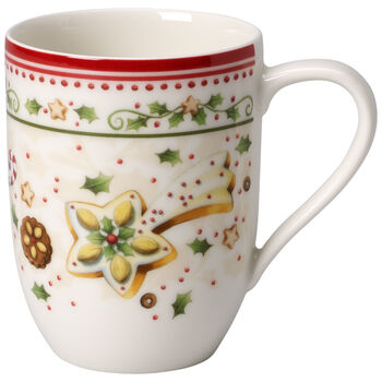Winter Bakery Delight Jumbo Mug : Falling Star 11.5 oz
