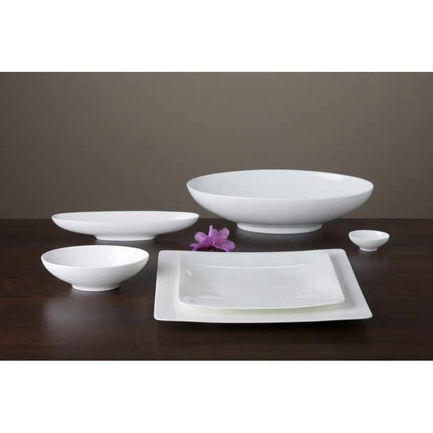 Modern Grace Oval Bowl 11 3/4 x 7 in, , large