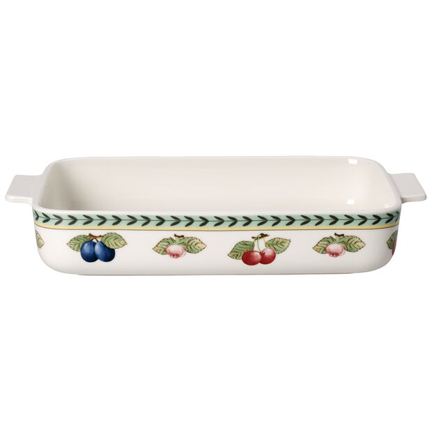 French Garden Baking Rectangular Baking Dish 12 x 8 in, , large