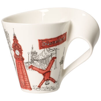 Cities of the World Mug Düsseldorf 10.1 oz