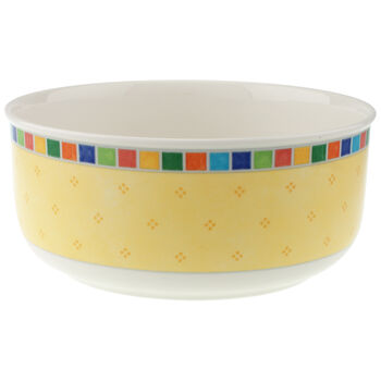 Twist Alea Limone Round Bowl 7 3/4 in