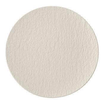 Manufacture Rock Blanc Pizza/Buffet Plate 12.5 in