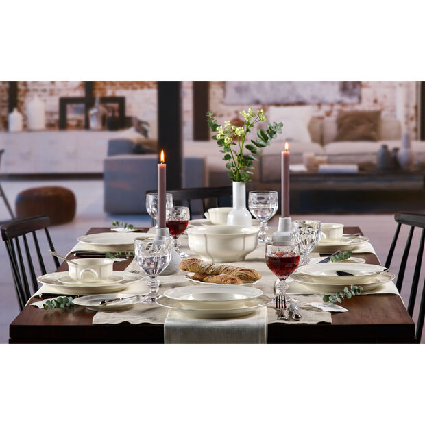 Manoir Dinner Plate 10 1/2 in, , large