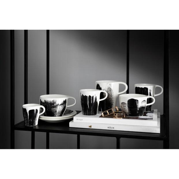 Coffee Passion Awake Doppio Espresso Cup & Saucer Set 6 oz, , large