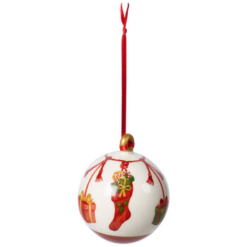 Annual Christmas Edition Ball 2019 2.5x2.5x3 in