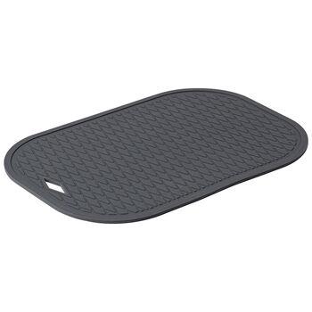 BBQ Passion Oval Coaster (Silicone) 12.5x9 in