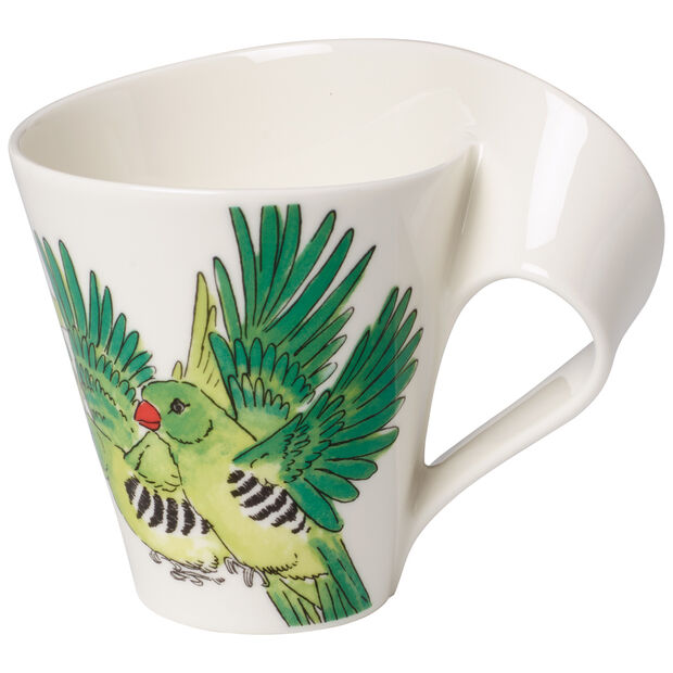 NWC Green Munia Mug 10 oz, , large