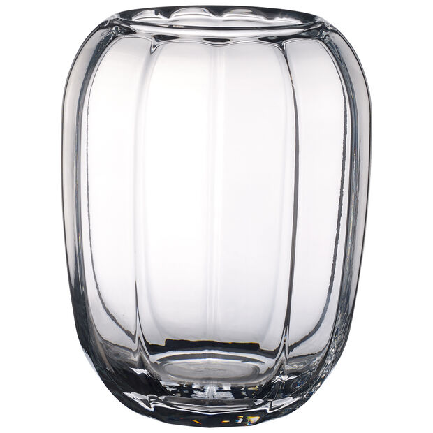 Coloured DeLight Hurricane Lamp/Large Vase : Clear 7 in, , large
