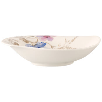 Mariefleur Grey Serve & Salad Deep Bowl 8 1/4 in