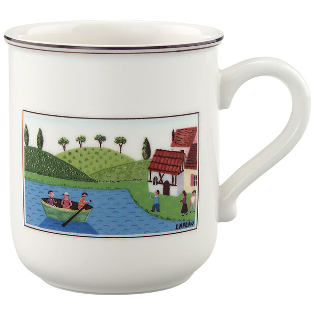 Design Naif Mug #3 - Boaters 10 oz, , large