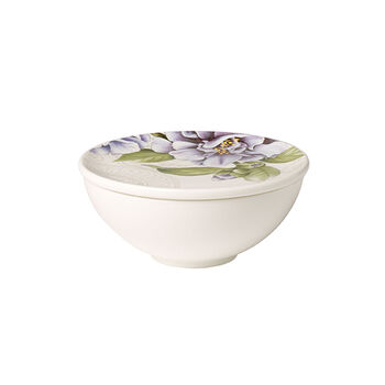 Quinsai Garden Gifts Covered Box 4.25 in