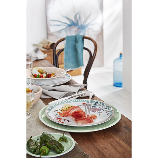 Artesano Provençal Verdure Salad Plate 8 1/2 in, , large