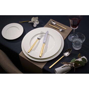 La Classica Gold 5 Piece Place Setting