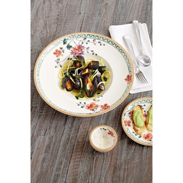Artesano Provençal Verdure Appetizer/Dessert Plate 6 1/4 in, , large